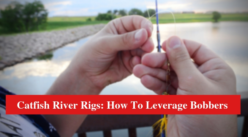 Catfish River Rigs: How To Leverage Bobbers - HookedOnCatfish